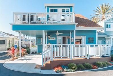 52 Beach Drive UNIT 59, Newport Beach, CA 92663 - MLS#: OC19045404