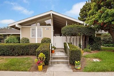 429 Avenida Sevilla UNIT B, Laguna Woods, CA 92637 - MLS#: OC19048938