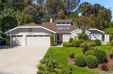 25541 Rangewood Road, Laguna Hills, CA 92653 - MLS#: OC19049093