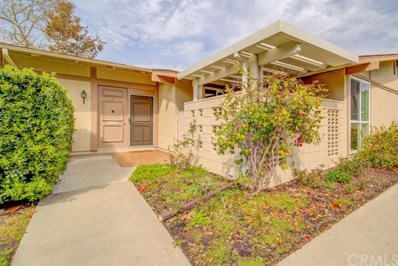 760 Calle Aragon UNIT A, Laguna Woods, CA 92637 - MLS#: OC19050188