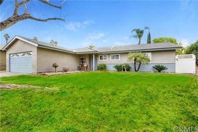 7551 Layton Drive, Rancho Cucamonga, CA 91730 - MLS#: OC19050556