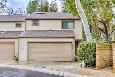 1689 Shady Brook Drive UNIT 72, Fullerton, CA 92831 - MLS#: OC19050759