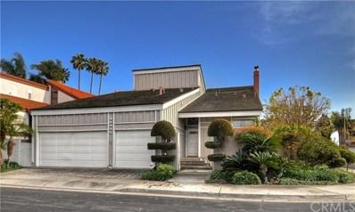 16235 Santa Barbara Lane, Huntington Beach, CA 92649 - MLS#: OC19050789