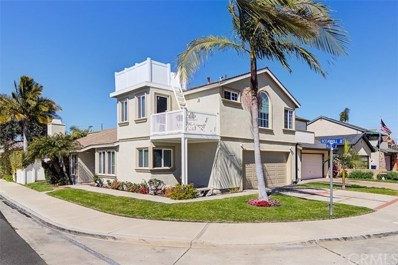 1605 Hillcrest Circle, Huntington Beach, CA 92648 - MLS#: OC19055568