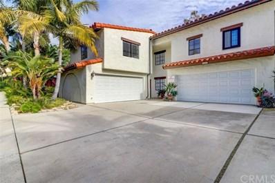 305 Cazador Lane UNIT 2, San Clemente, CA 92672 - MLS#: OC19057596