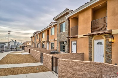 16408 Valencia Avenue UNIT Plan A, Fontana, CA 92335 - MLS#: OC19059574