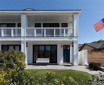 3238 Clay Street, Newport Beach, CA 92663 - #: OC19060288