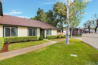 1741 N Willow Woods Drive UNIT A, Anaheim, CA 92807 - MLS#: OC19062126