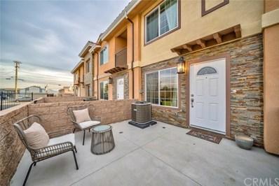 16408 Valencia Avenue UNIT Plan B, Fontana, CA 92335 - MLS#: OC19062386