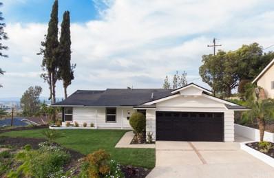 1619 E Hilltop Avenue, Orange, CA 92865 - MLS#: OC19062435