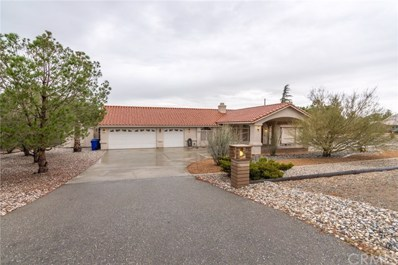 14084 Apple Valley Road, Apple Valley, CA 92307 - #: OC19063248