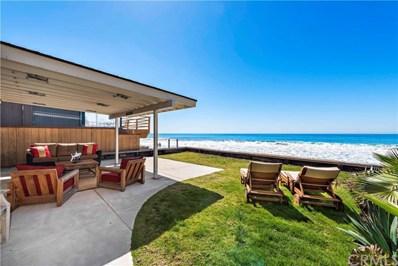 35575 Beach Road, Dana Point, CA 92624 - MLS#: OC19063589