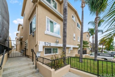 570 W 14th Street UNIT 3, San Pedro, CA 90731 - MLS#: OC19064154