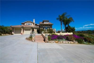 315 Highland Oaks Lane, Fallbrook, CA 92028 - MLS#: OC19064352