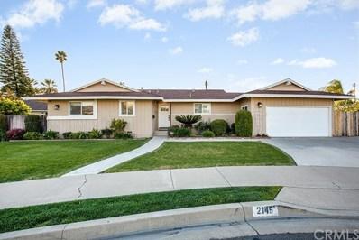 2145 E Coral Avenue, Orange, CA 92867 - MLS#: OC19066254