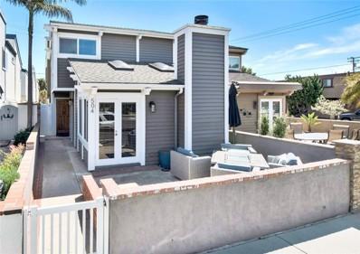 504 20th Street, Huntington Beach, CA 92648 - MLS#: OC19069279