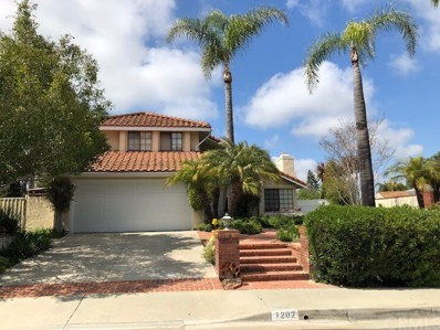 1202 Charco, San Clemente, CA 92673 - MLS#: OC19071854