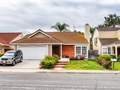 24812 Weyburn Drive, Laguna Hills, CA 92653 - MLS#: OC19072186