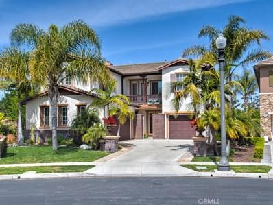 811 Polaris Drive, Tustin, CA 92782 - MLS#: OC19072529