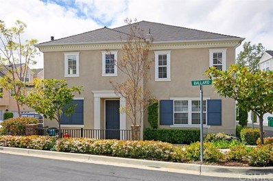 18 Norfolk Street, Ladera Ranch, CA 92694 - MLS#: OC19072692