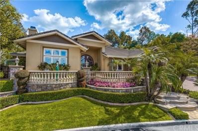 590 S Falling Star Drive, Anaheim Hills, CA 92808 - MLS#: OC19073122