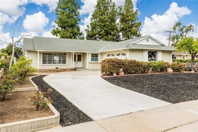 25256 Pacifica Avenue, Mission Viejo, CA 92691 - MLS#: OC19075879