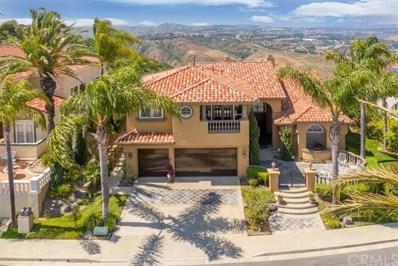 9 Sierra Vista, Laguna Niguel, CA 92677 - MLS#: OC19077735
