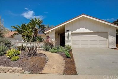 26711 Saddleback Drive, Mission Viejo, CA 92691 - MLS#: OC19079655