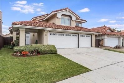6 Via Montanero, Rancho Santa Margarita, CA 92688 - MLS#: OC19081676
