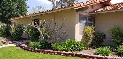 3007 Via Buena Vista UNIT A, Laguna Woods, CA 92637 - MLS#: OC19083289
