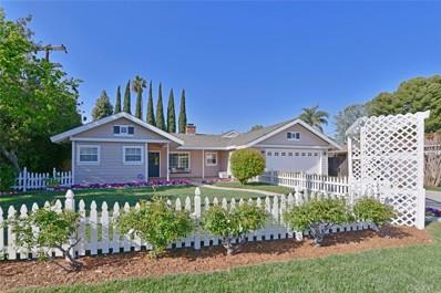 18581 Vanderlip Avenue, North Tustin, CA 92705 - MLS#: OC19085589