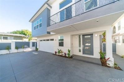 2516 Harriman Lane UNIT B, Redondo Beach, CA 90278 - MLS#: OC19086824