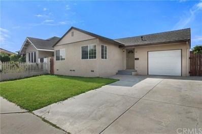 542 E Realty Street, Carson, CA 90745 - MLS#: OC19087284