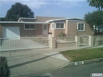 1338 S Spruce Street, Santa Ana, CA 92704 - MLS#: OC19087657