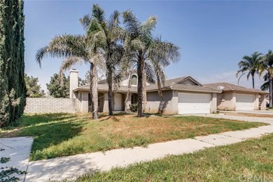 9392 Whitewood Court, Fontana, CA 92335 - MLS#: OC19088918