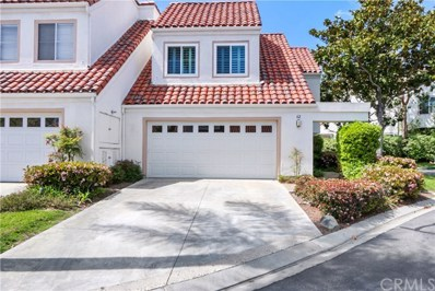 62 La Paloma, Dana Point, CA 92629 - MLS#: OC19089654