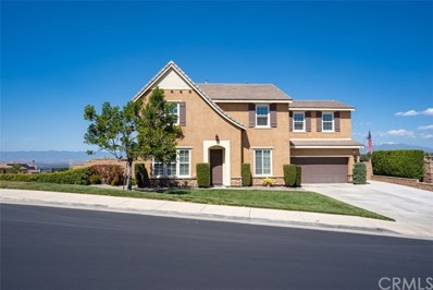 16958 Hidden Trails Lane, Riverside, CA 92503 - MLS#: OC19092686