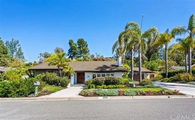 26882 Canyon Crest Road, San Juan Capistrano, CA 92675 - MLS#: OC19093684