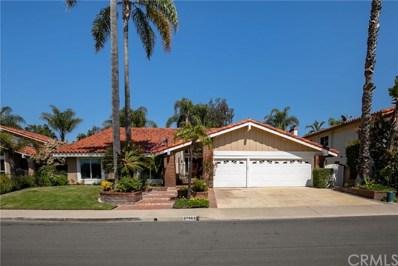 27062 La Paja Lane, Mission Viejo, CA 92691 - MLS#: OC19093806