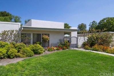 2074 Rhonda Granada UNIT E, Laguna Woods, CA 92637 - MLS#: OC19100158