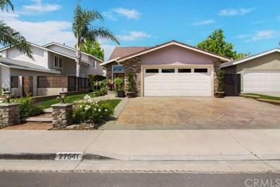 27541 Velador, Mission Viejo, CA 92691 - MLS#: OC19101163