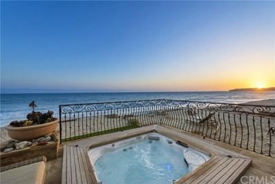 35101 Beach Road, Dana Point, CA 92624 - MLS#: OC19102176