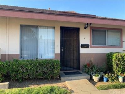 2500 S Salta Street UNIT 1, Santa Ana, CA 92704 - MLS#: OC19104618