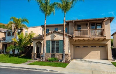 24 Arborside Way, Mission Viejo, CA 92692 - MLS#: OC19105090