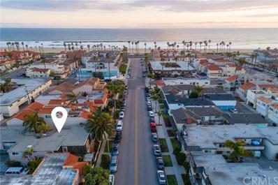 218 16th Street UNIT B, Huntington Beach, CA 92648 - MLS#: OC19105766