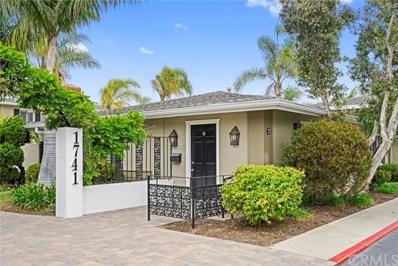 1741 Tustin Avenue UNIT 22A, Costa Mesa, CA 92627 - MLS#: OC19107320