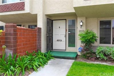 1040 W Lamark Lane, Anaheim, CA 92802 - MLS#: OC19109167