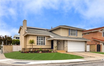 8161 Deauville Drive, Huntington Beach, CA 92646 - MLS#: OC19111389