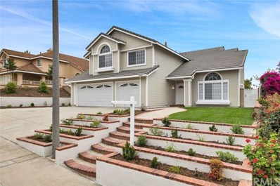 24424 Tallyrand Drive, Diamond Bar, CA 91765 - MLS#: OC19111830