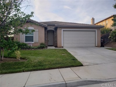 26158 Unbridled Circle, Moreno Valley, CA 92555 - MLS#: OC19112106